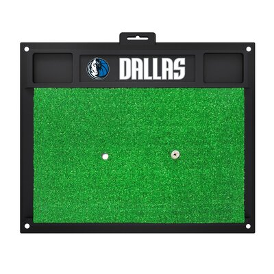 NBA Golf Hitting Doormat NBA Team: Dallas Mavericks