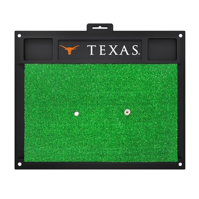 NCAA University of Texas Golf Hitting Mat