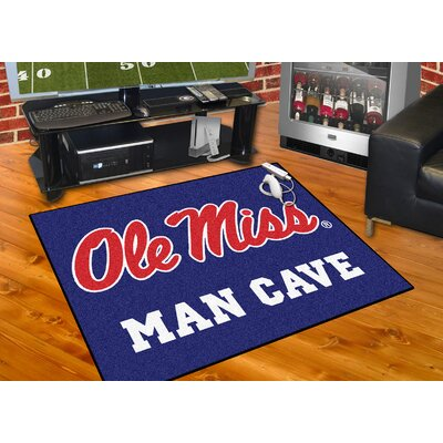 NCAA University of Mississippi (Ole Miss) Man Cave All-Star