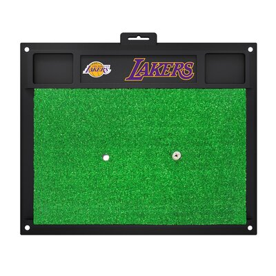 NBA Golf Hitting Doormat NBA Team: Los Angeles Lakers