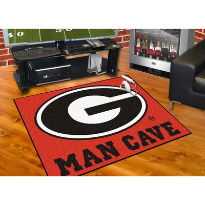 NCAA University of Georgia Man Cave All-Star