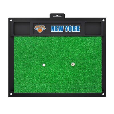 NBA Golf Hitting Doormat NBA Team: New York Knicks