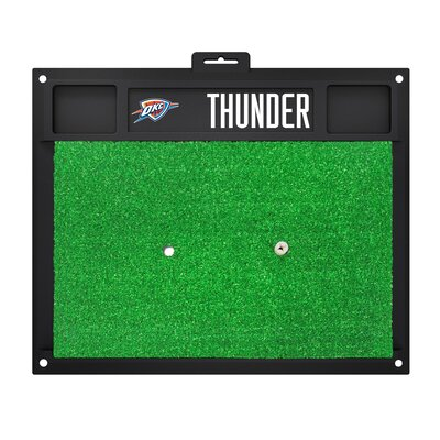 NBA Golf Hitting Doormat NBA Team: Oklahoma City Thunder