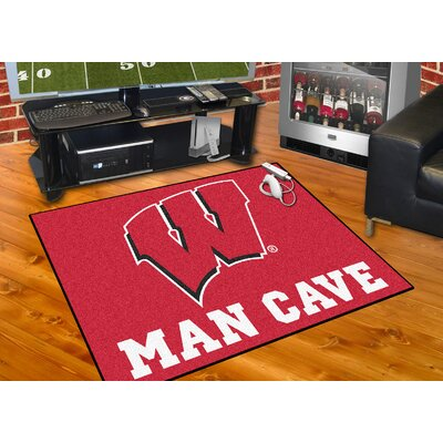 NCAA University of Wisconsin Man Cave All-Star