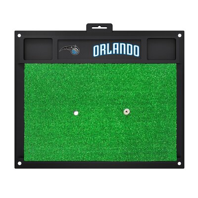 NBA Golf Hitting Doormat NBA Team: Orlando Magic