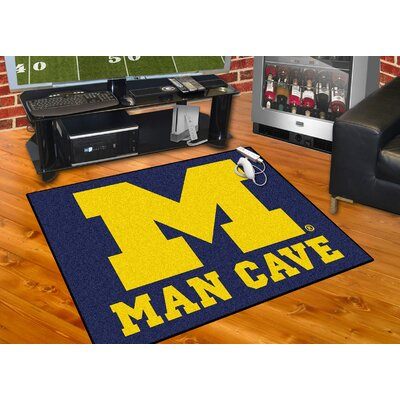 NCAA Man Cave All-Star NCAA Team: University of Michigan