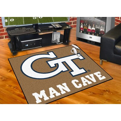 NCAA Man Cave All-Star NCAA Team: Georgia Institute of Technology