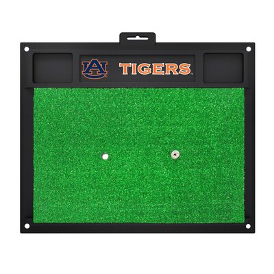 NCAA Auburn University Golf Hitting Mat