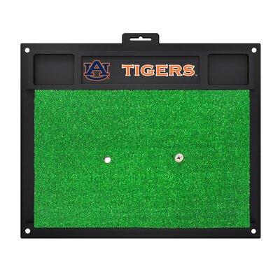 NCAA Auburn University Golf Hitting Mat
