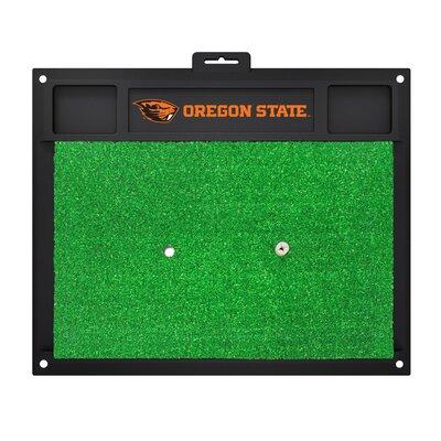 NCAA Oregon State University Golf Hitting Mat