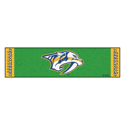 NHL - Nashville Predators Putting Green Doormat