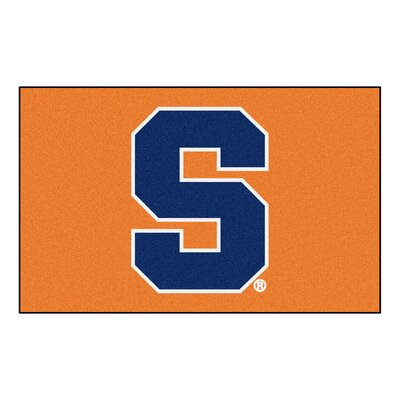Collegiate NCAA Syracuse University Doormat