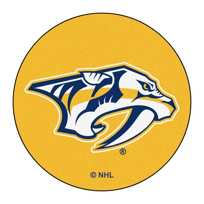 NHL - Nashville Predators Puck Mat