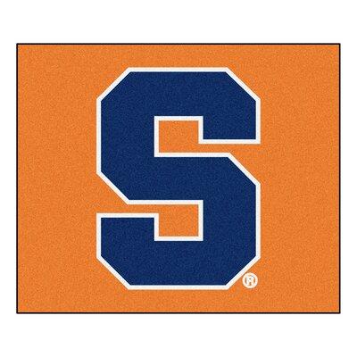 NCAA Syracuse University Indoor/Outdoor Area Rug