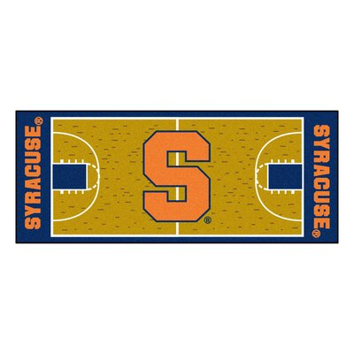 NCAA Syracuse University NCAA Basketball Runner