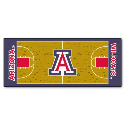 NCAA University of Arizona NCAA Basketball Runner