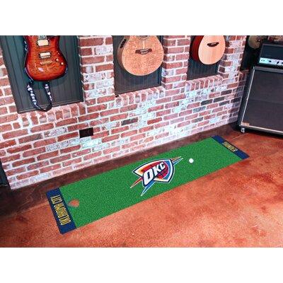 NBA - Oklahoma City Thunder Putting Green Doormat