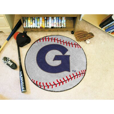 NCAA Georgetown University Baseball Mat