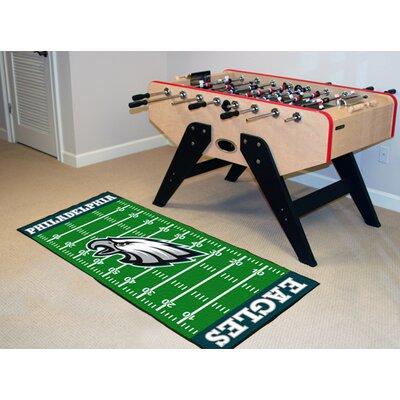 NFL - Philadelphia Eagles Football Field Runner