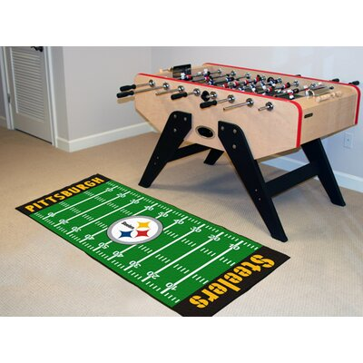 NFL - Pittsburgh Steelers 5x8 Rug