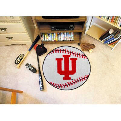 NCAA Indiana University Baseball Mat
