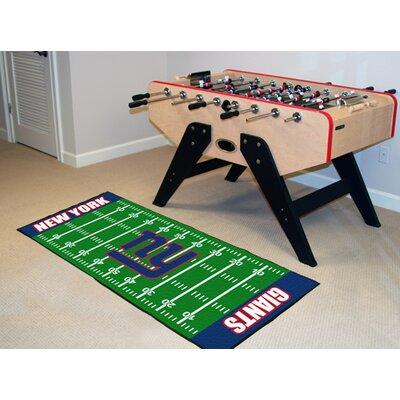NFL - New York Giants Football Field Runner