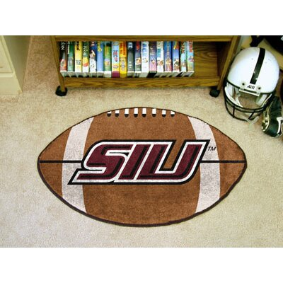 NCAA Southern Illinois University Football Mat