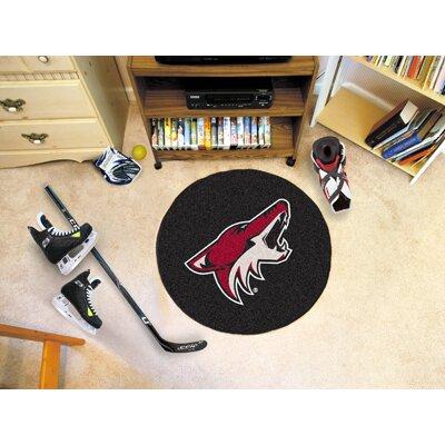 NHL - Arizona Coyotes Puck Doormat