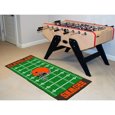 NFL - Cleveland Browns Football Field Runner