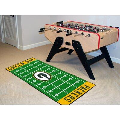 NFL - Green Bay Packers Football Field Runner