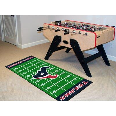 NFL - Houston Texans Football Field Runner
