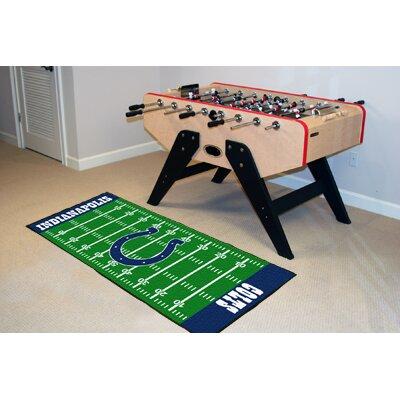 NFL - Indianapolis NCAAts Football Field Runner