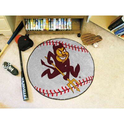 NCAA Arizona State University Baseball Mat
