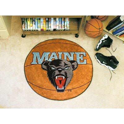 NCAA University of Maine Basketball Mat