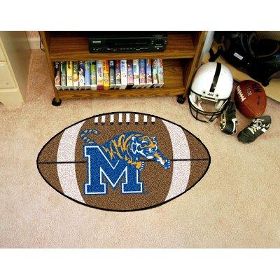 NCAA University of Memphis Football Doormat