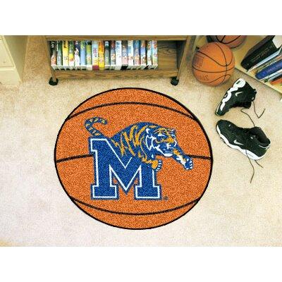 NCAA University of Memphis Basketball Mat