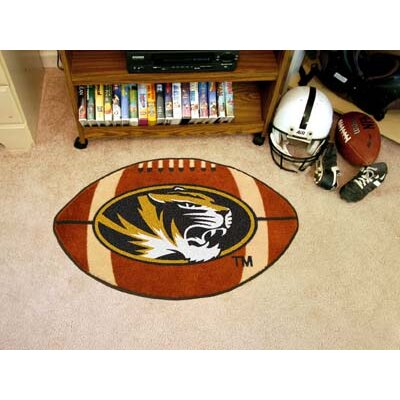 NCAA University of Missouri Football Doormat