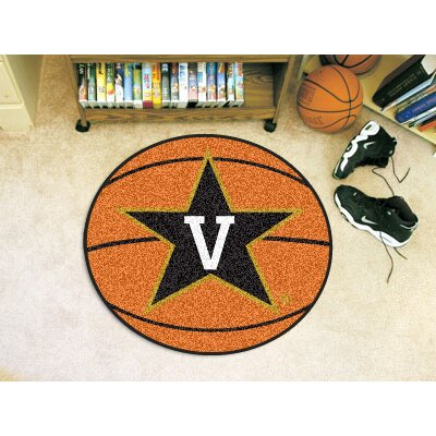 NCAA Vanderbilt University Basketball Mat