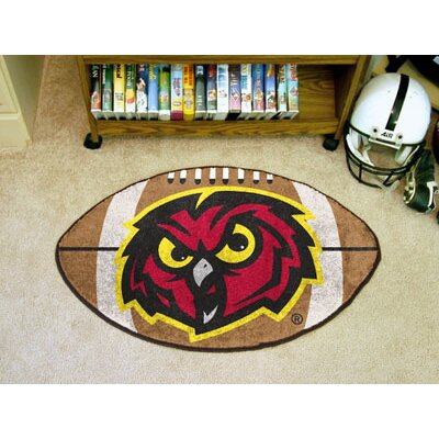 NCAA Temple Football Doormat