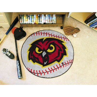 NCAA Temple Baseball Doormat