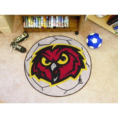 NCAA Temple Soccer Doormat