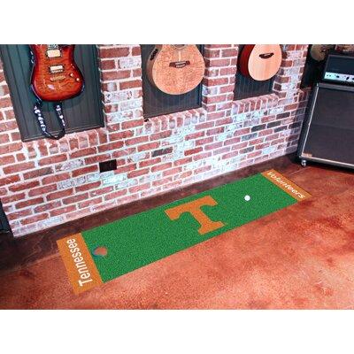 NCAA University of Tennessee Putting Green Doormat