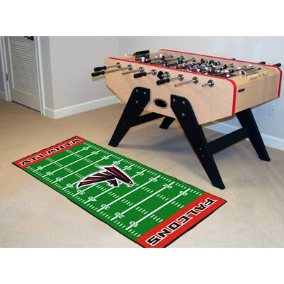 NFL - Atlanta Falcons Football Field Runner