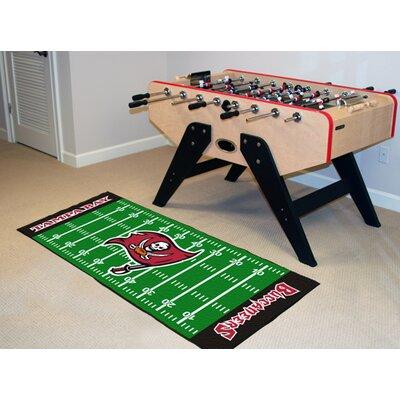 Fanmats NFL Tampa Bay Buccaneers Footrun Mat