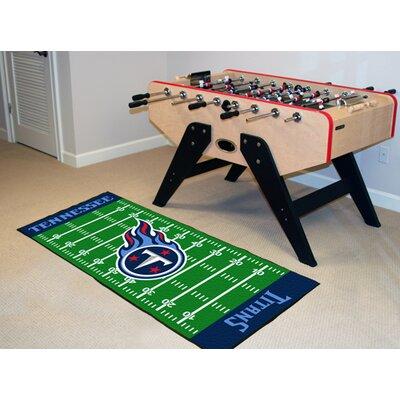 NFL - Tennessee Titans Football Field Runner