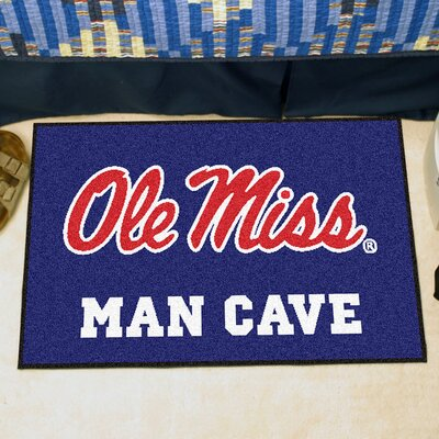 NCAA University of Mississippi (Ole Miss) Man Cave Starter