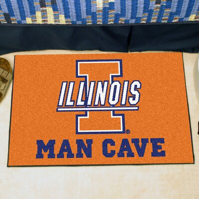 NCAA University of Illinois Man Cave Starter