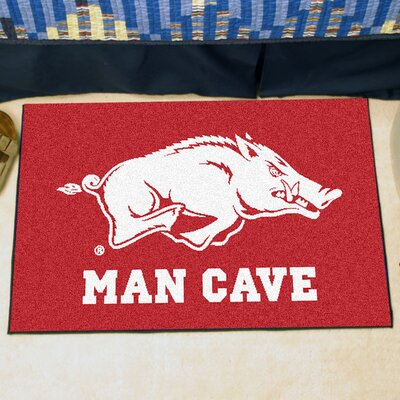 NCAA University of Arkansas Man Cave Starter