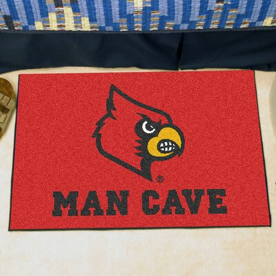 NCAA University of Louisville Man Cave Starter