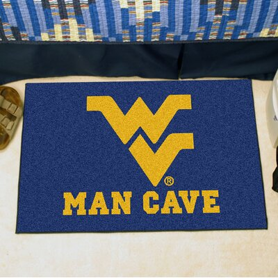 NCAA West Virginia University Man Cave Starter